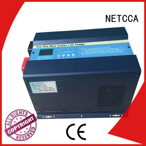 pure device offgrid NETCCA Brand off grid solar inverter