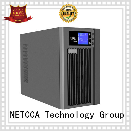 NETCCA Custom double conversion ups factory for extreme adverse grid