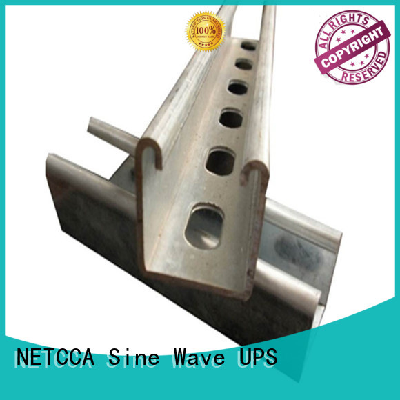 NETCCA high quality solar panel accessories suppliers manufacturer for solar road lamp