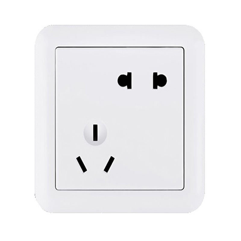 Five hole socket 10A