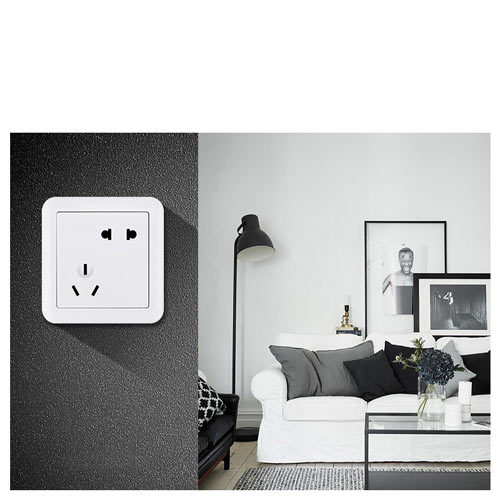 office protection PC hotel NETCCA Brand usb wall socket charger supplier