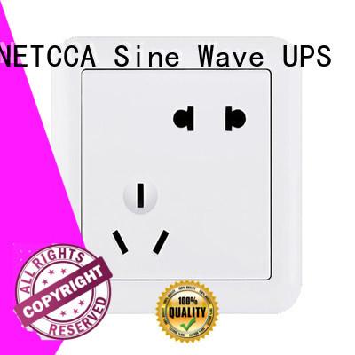NETCCA hole mains socket Supply for house