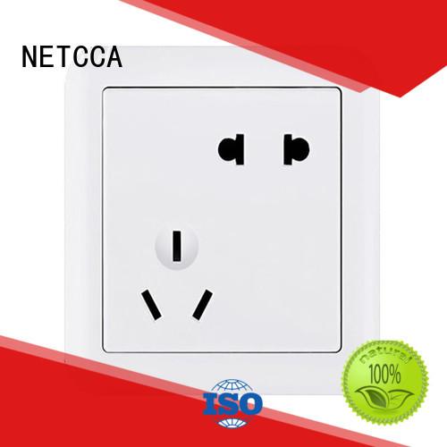 Quality NETCCA Brand in wall socket hotel