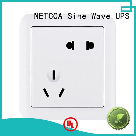in wall socket five hotel hole Warranty NETCCA