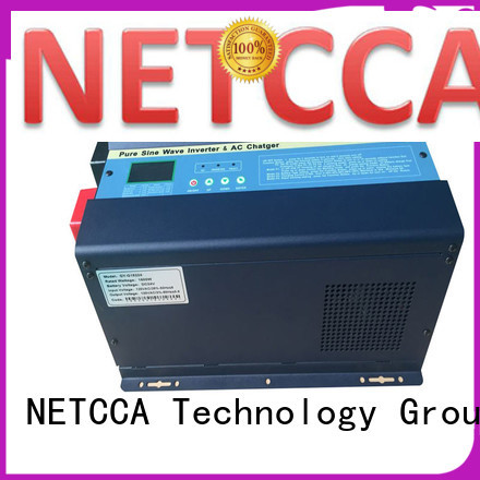 Wholesale power charge off grid solar inverter NETCCA Brand