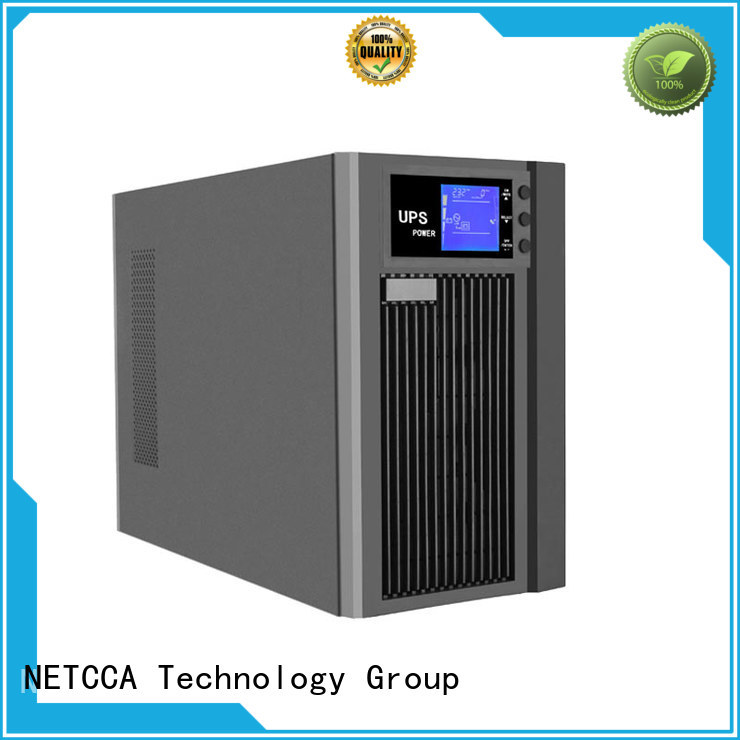 NETCCA Top modular ups system company for extreme adverse grid