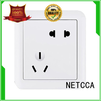 NETCCA five 3 plug outlet Suppliers for office