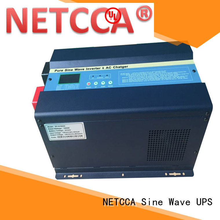 NETCCA charge off grid solar inverter price supplier for home