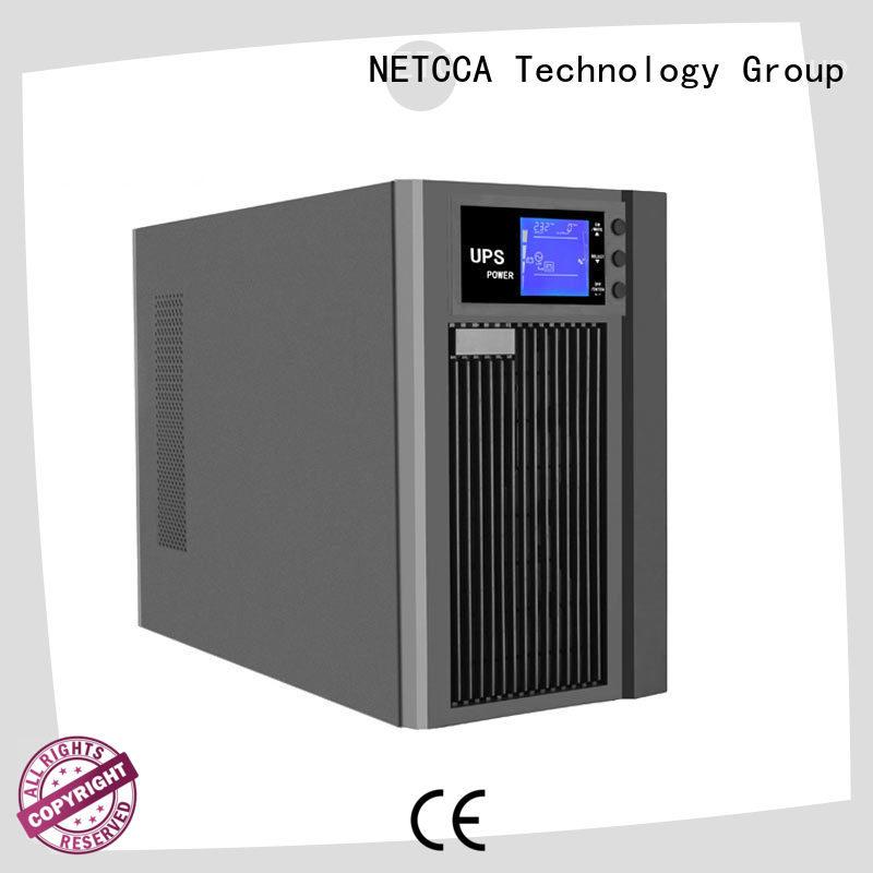1 kva online ups single conversion high frequency online ups NETCCA Brand
