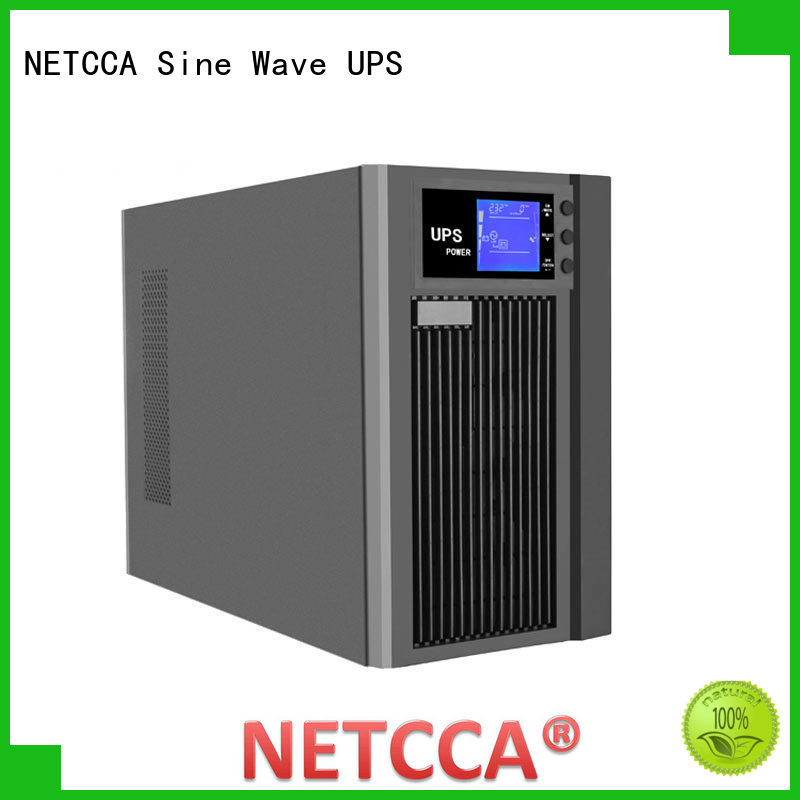 NETCCA ups ups working principle Supply for extreme adverse grid
