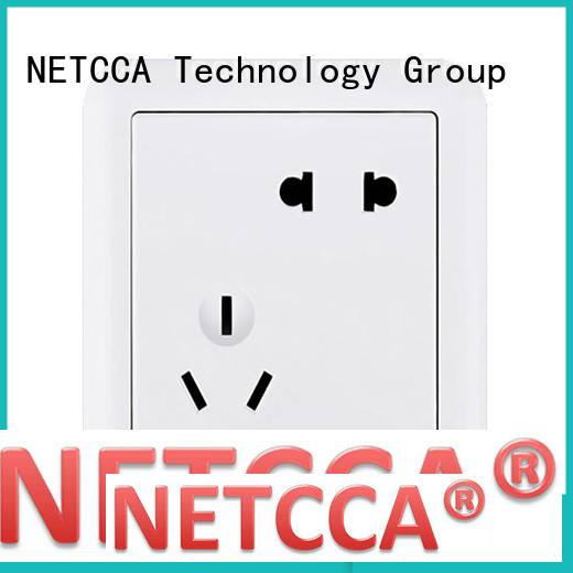 NETCCA hole in wall receptacle for business for villa
