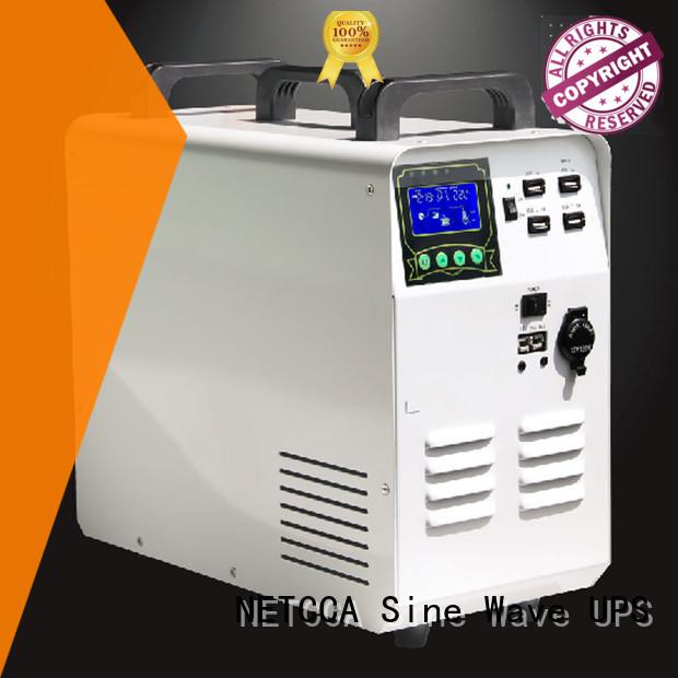 NETCCA Custom ups li ion battery for business for home