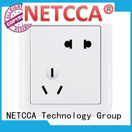 Custom 4 plug wall outlet socket manufacturers for house