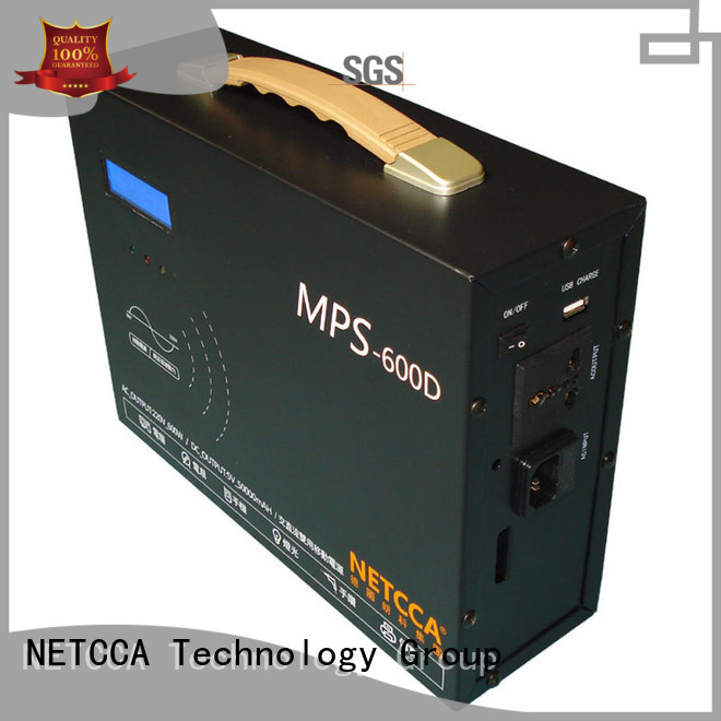 device lead-acid portable battery power supply camping longtime NETCCA company