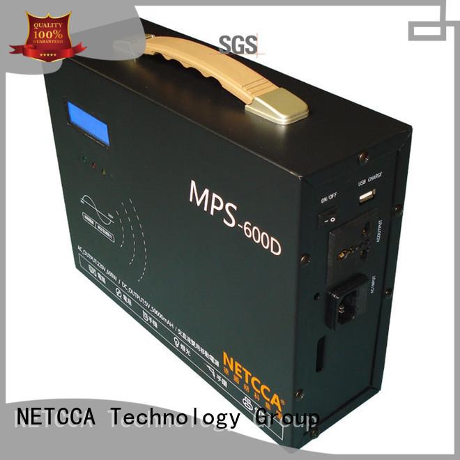 device lead-acid portable battery power supply camping longtime NETCCA company