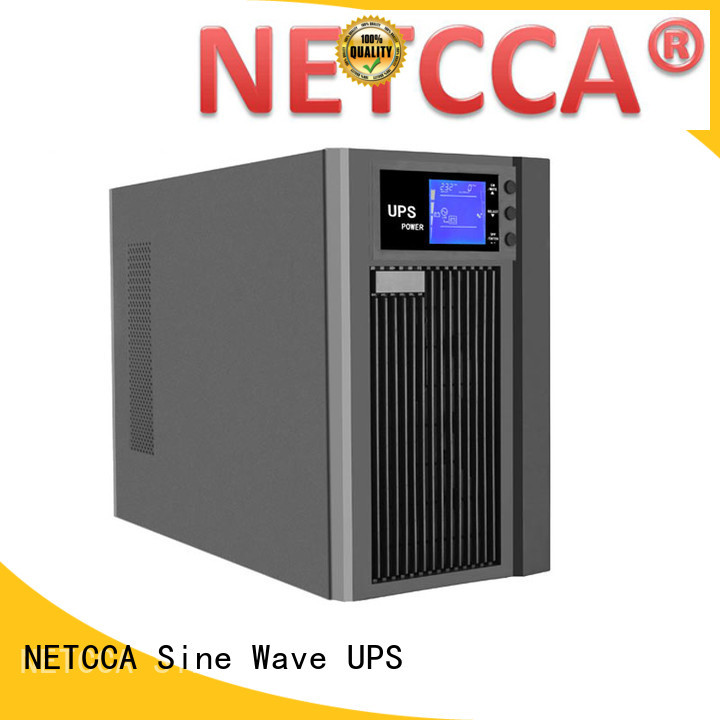 NETCCA New ups supplier factory for extreme adverse grid