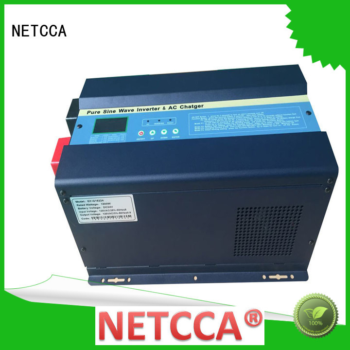 NETCCA inverter solar dc to ac converter manufacturers for home