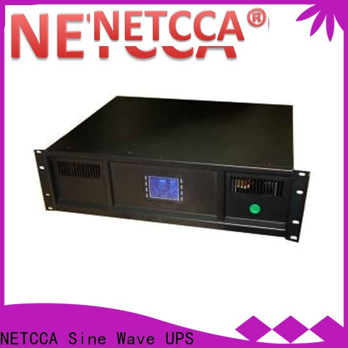 Custom rack mountable battery backup pure manufacturers for Military