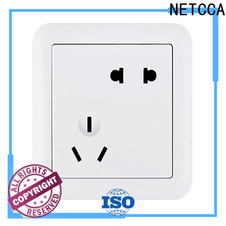 Custom wall plug types five manufacturers for house