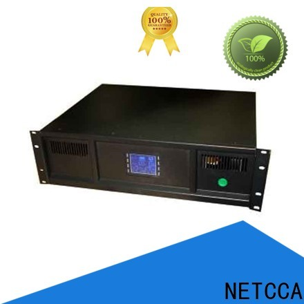 NETCCA Top small rack mount ups Supply for Medical