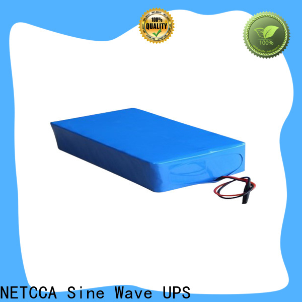 NETCCA Wholesale lithium battery discharge manufacturers for house