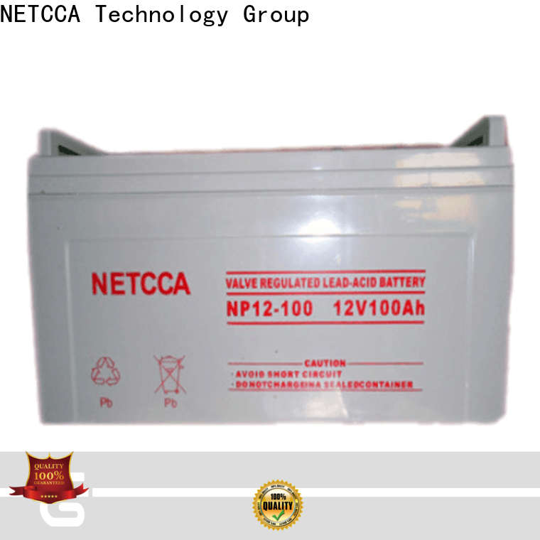 NETCCA leadacid battery tester for business for Emergency lighting system
