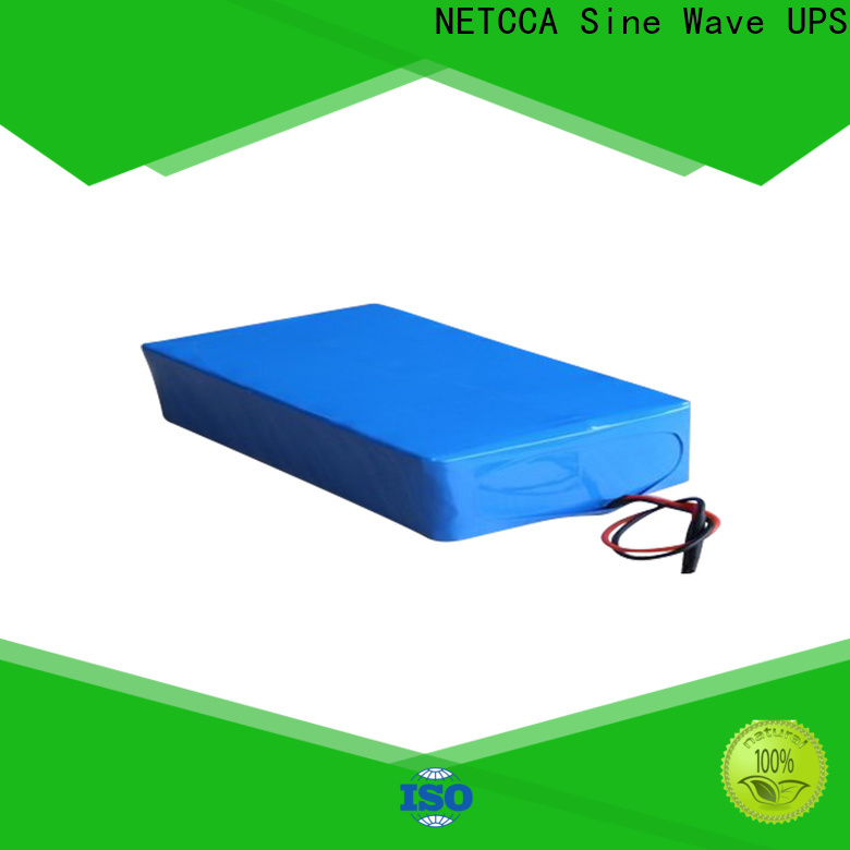 NETCCA storage lithium cell voltage company for indoor