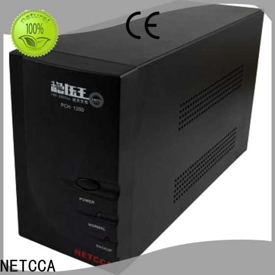 NETCCA New best ups for audio equipment factory for network equipment