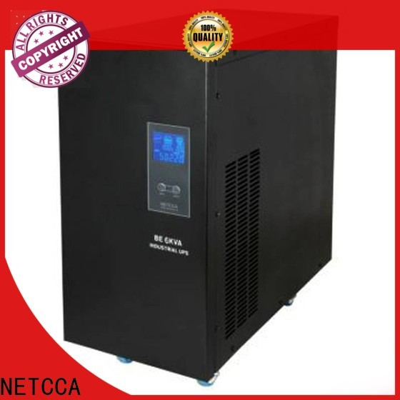NETCCA Wholesale ups with pure sine wave output factory for computer