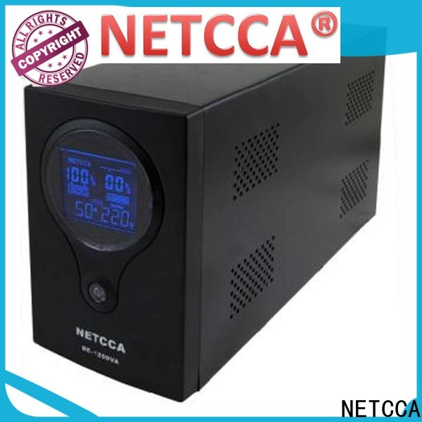NETCCA Custom simulated sine wave ups Supply for network equipment