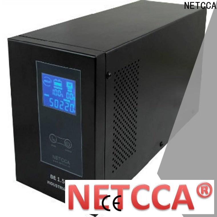 NETCCA elevator pure sine wave ups price Suppliers for office equipment
