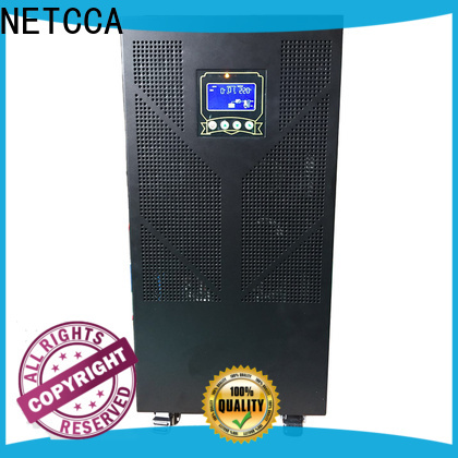 NETCCA New true sine wave inverter manufacturers for office equipment
