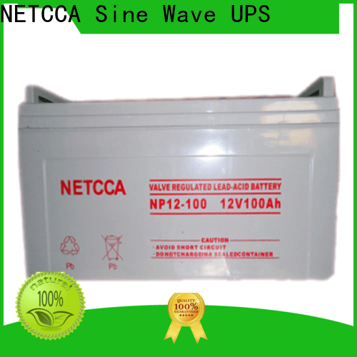 High-quality energizer rechargeable batteries leadacid Suppliers for UPS