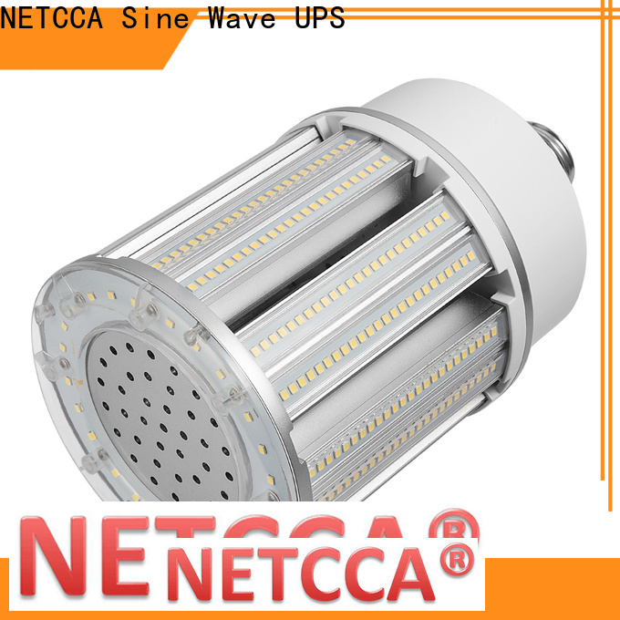 NETCCA lamp types of led lights manufacturers for yard