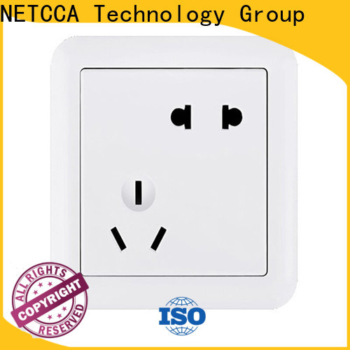 NETCCA Wholesale in wall electrical outlet for business for home