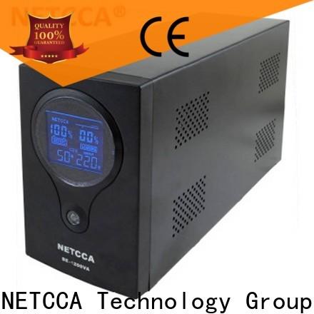 NETCCA Best ups emergency power company for network equipment
