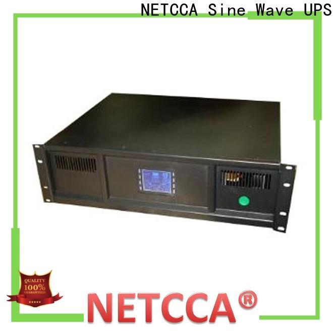 NETCCA Latest undisturbed power supply company for office equipment