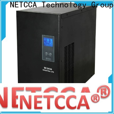 NETCCA ups sine wave home up for business for Networking