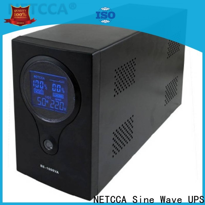 Latest ups with pure sine wave output single manufacturers for network equipment