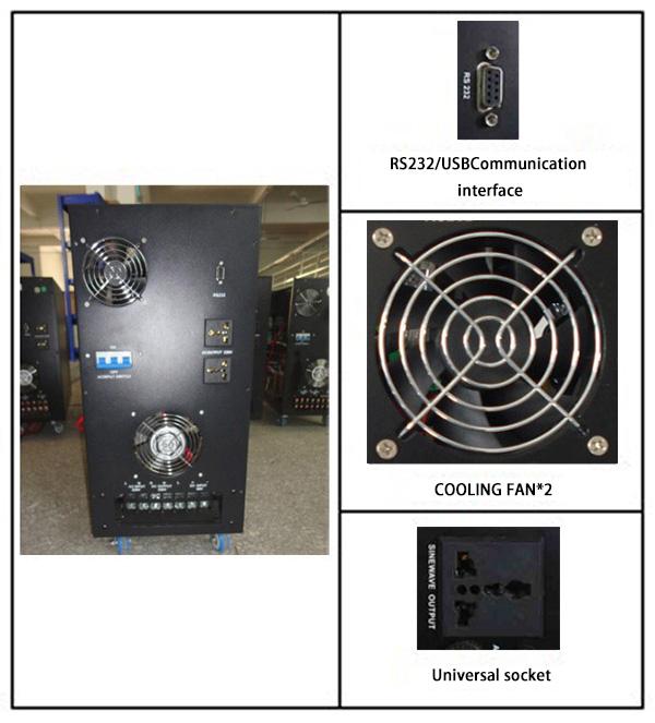 NETCCA-Find UPS Power Supply UPS Price from Netcca Sine Wave UPS-2