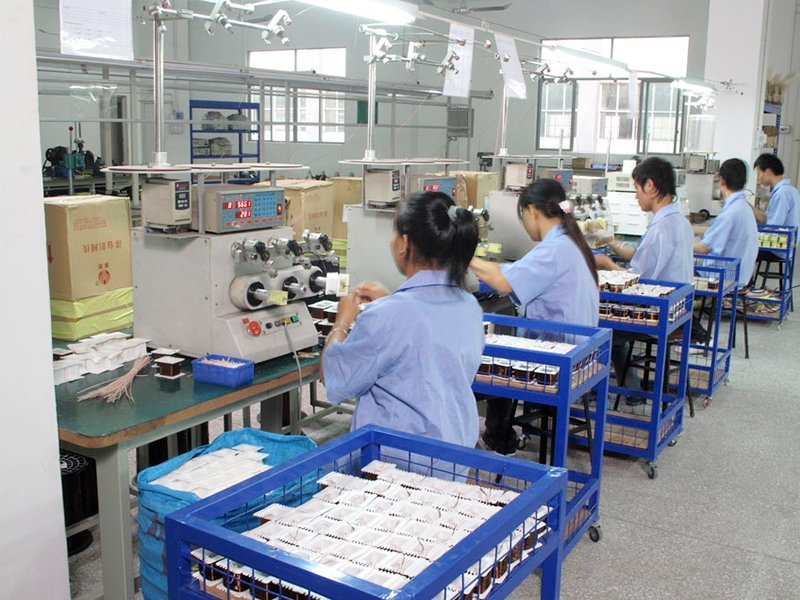 Factory scene 7