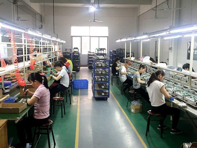Factory scene 8