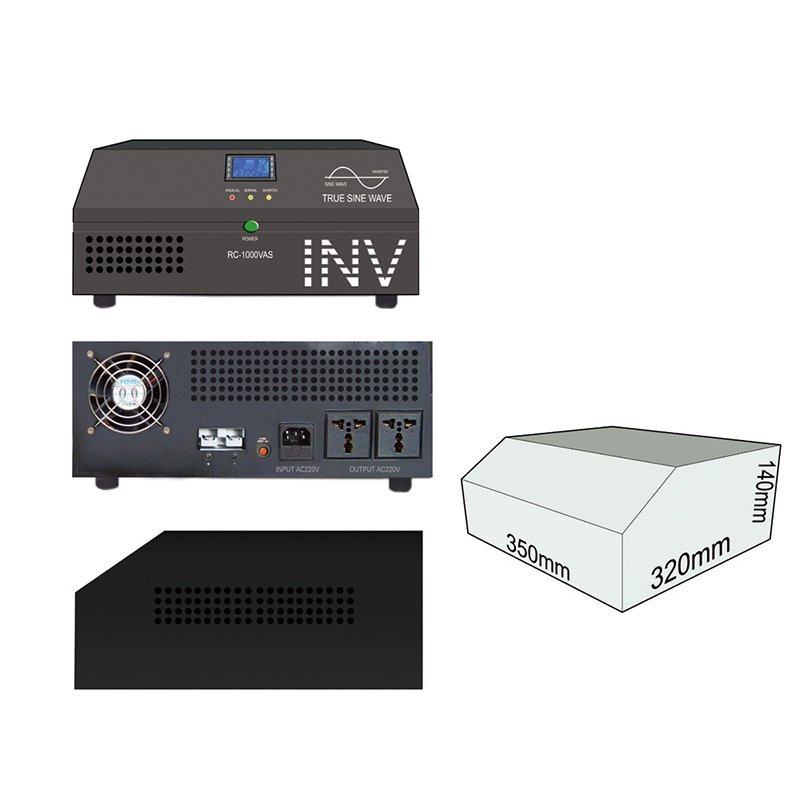 NETCCA-Home Inverter UPS True Sine Wave UPS Manufacturer with LCD-13