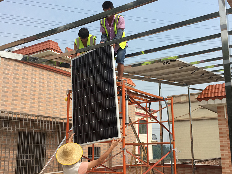 Photovoltaic project