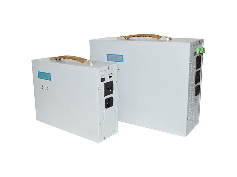 Rolling shutter power supply case