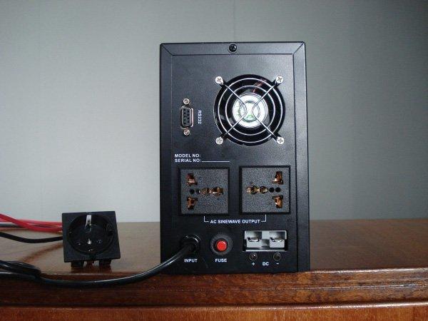 Hot offline ups system square NETCCA Brand