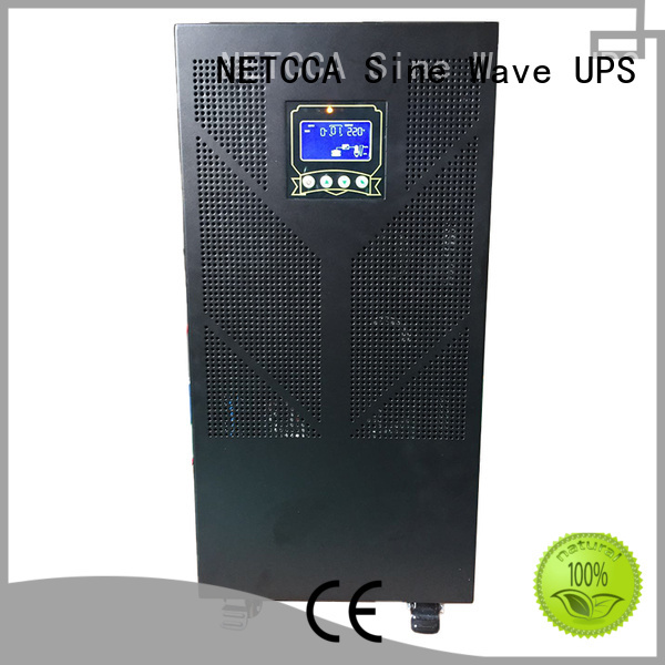 smart management low frequency inverter technology ups NETCCA company