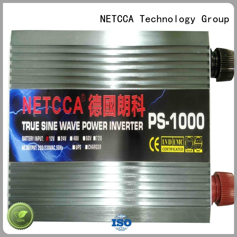 NETCCA Best square wave inverter for business for solar power