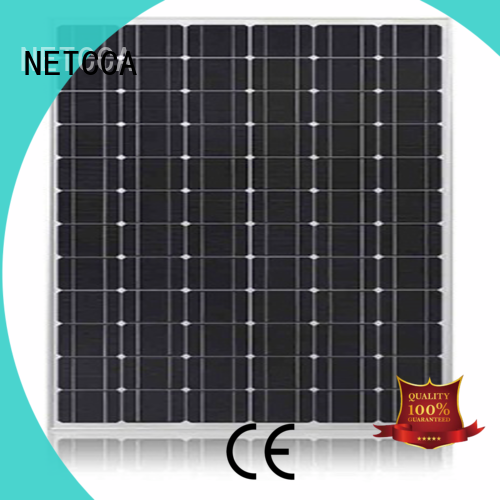 NETCCA solar solar panels for home use supplier for home