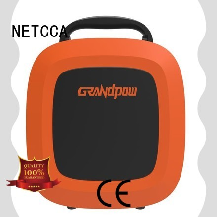 mobile portable battery power supplier NETCCA